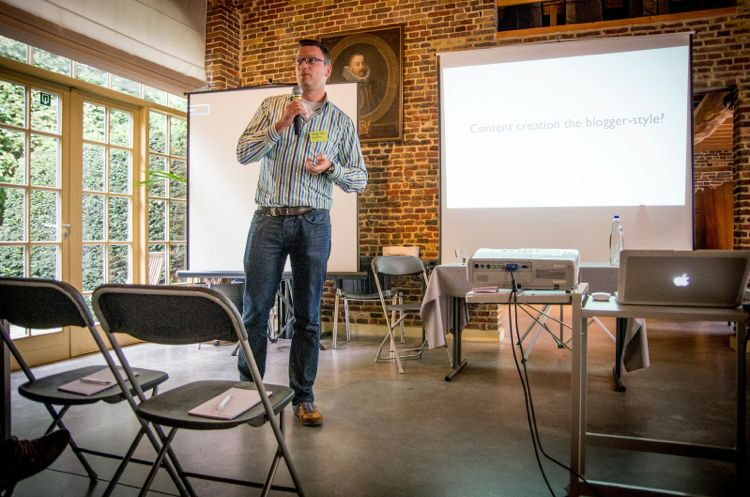 Herman Maes online marketeer dailybits