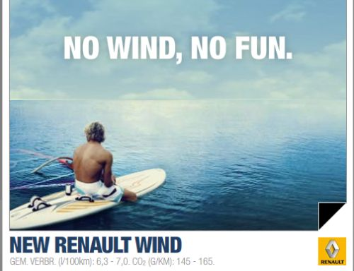 renault wind: no wind no fun