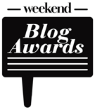 weekend blogawards
