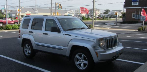Jeep Liberty limited 2012