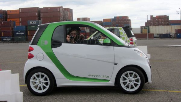 Smart parade antwerpen
