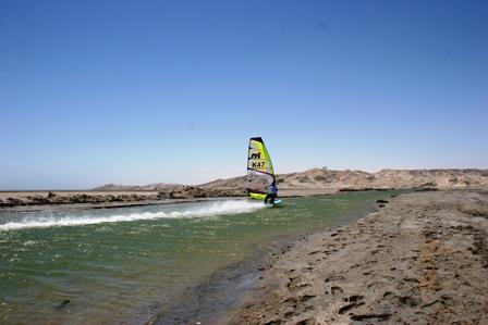 luderitz windsurf records