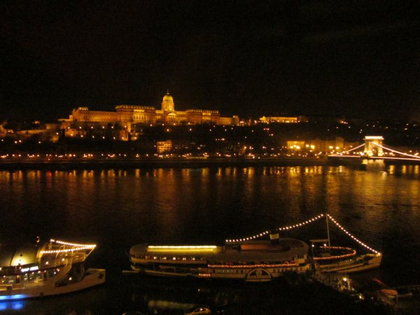 Intercontinental budapest riverview