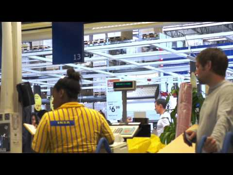 Video thumbnail for youtube video Guerillia marketing in Ikea - Dailybits.be weblog