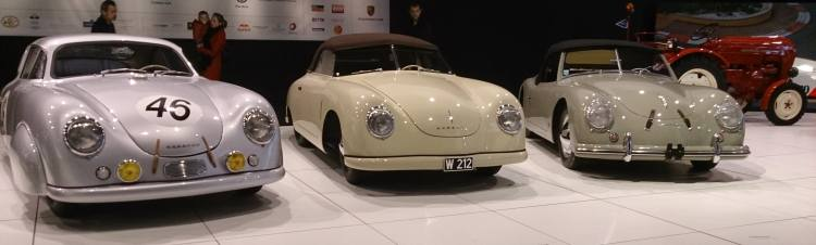Ferdinand Porsche - The heritage expo