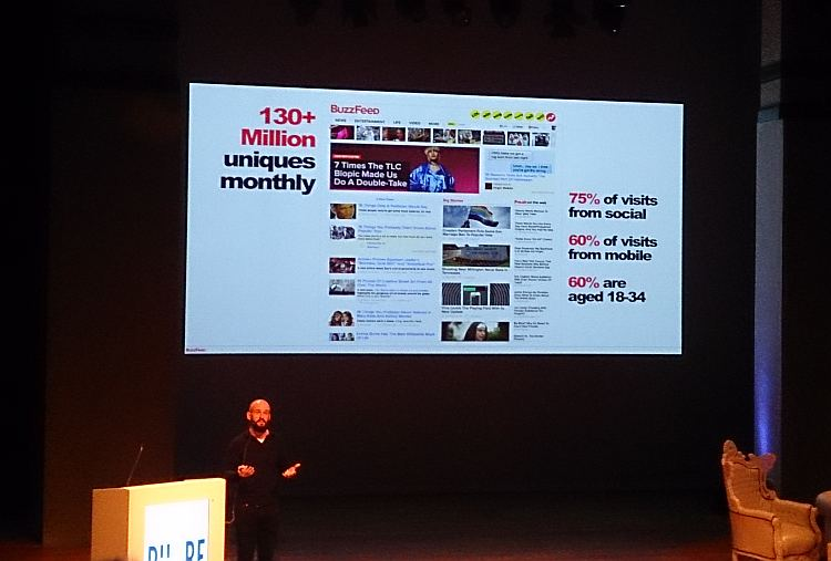 phare conference 2014 - buzzfeed