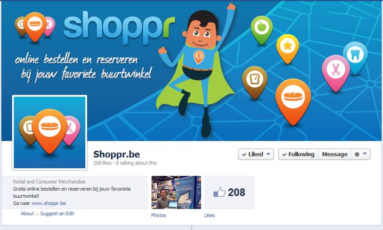 shoppr facebook