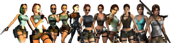 evolution-of-Lara-Croft