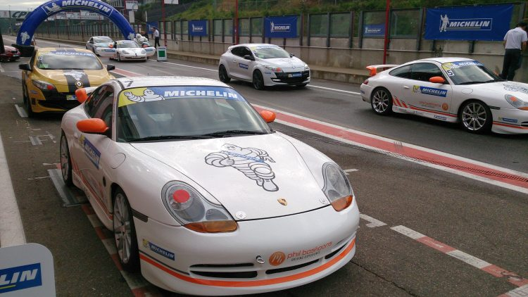 Michelin total performance event op circuit zolder by dailybits - Zolder ontwikkeling ...