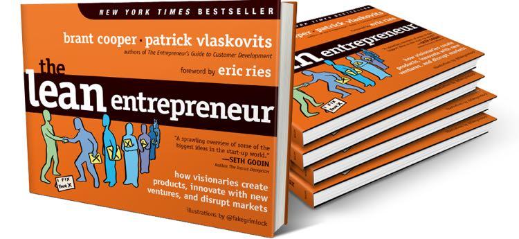 de lean entrepeneur boek
