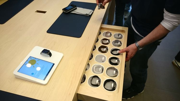 Apple watch concierge launch 4