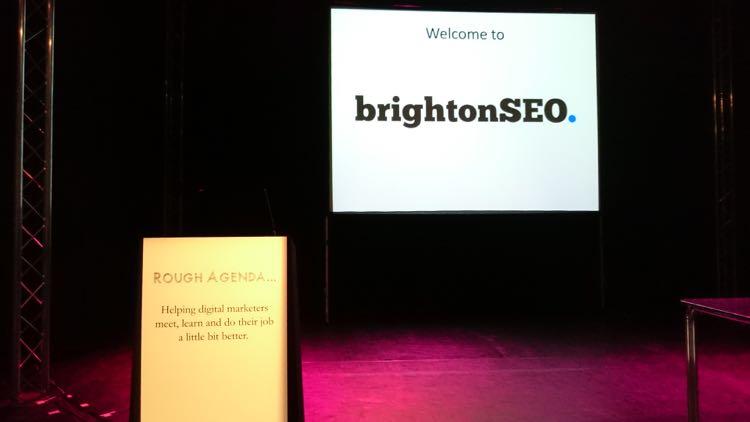 Brighton SEO 2015 1