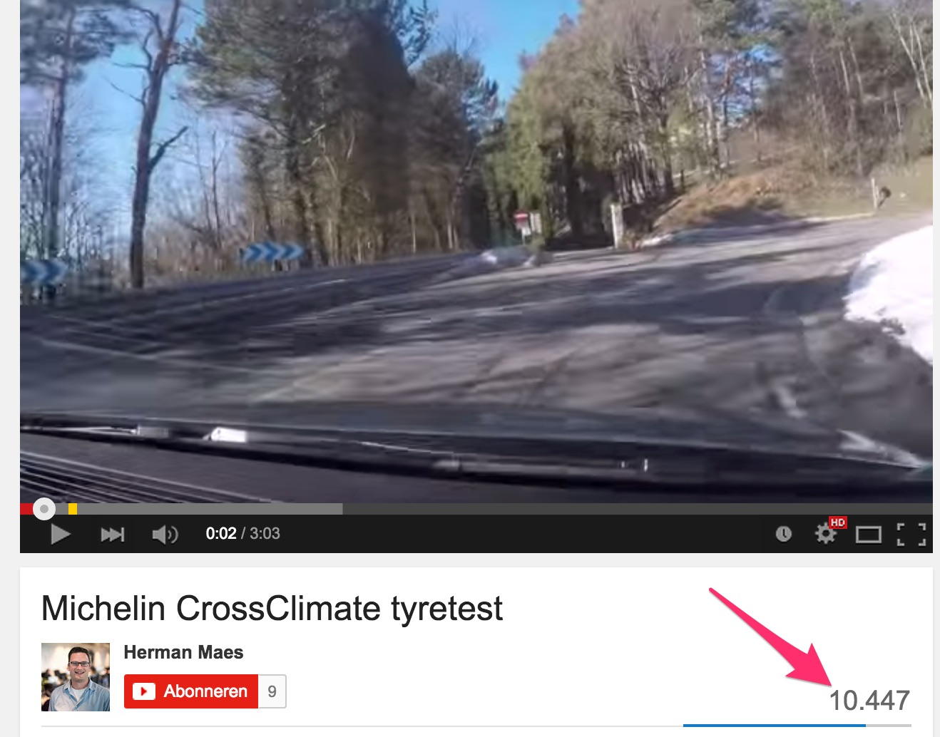 Michelin_CrossClimate_tyretest_-_YouTube