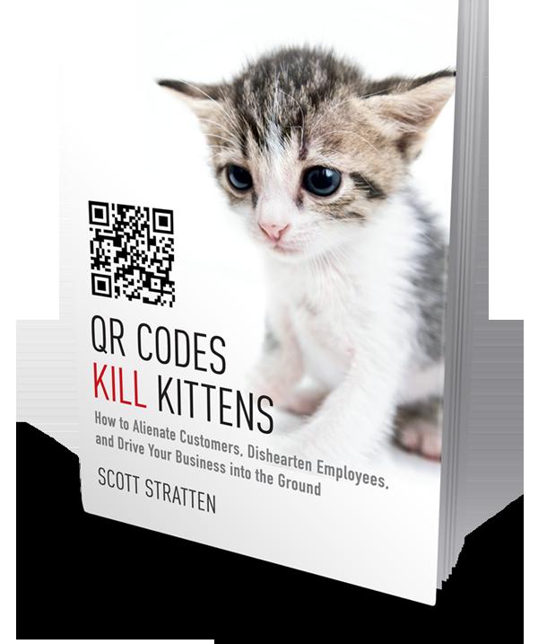 qrcodes kill kittens