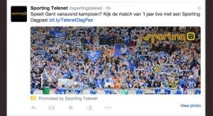 telenet tweet