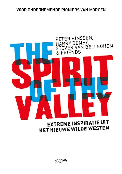 boek the spirit of the valley