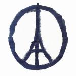 peaceparissign