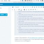 wordpress mac applicatie