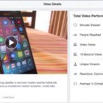 fb video publishing tools stats