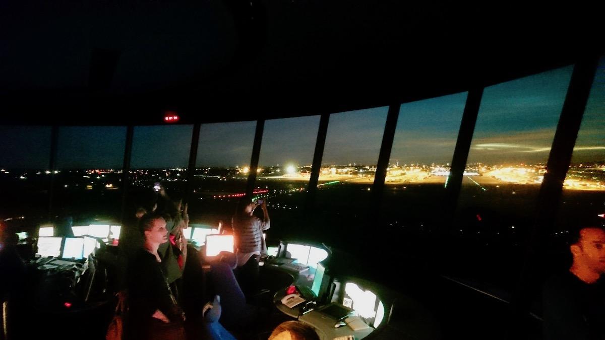 belgocontrol Luchthaven zaventem verkeerstoren