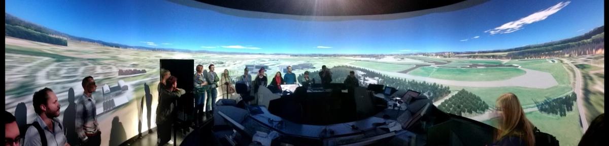 belgocontrol simulator trafficcontrol
