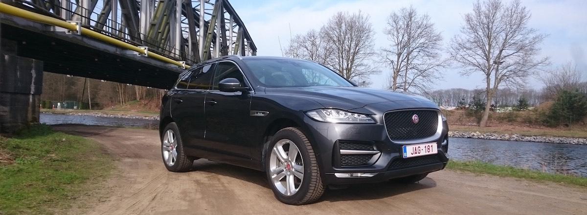 Jaguar F-Pace autoblogger