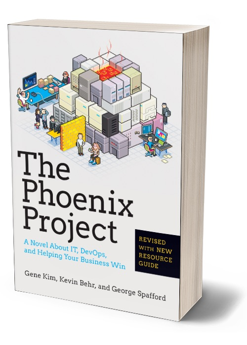 the phoenix project boek