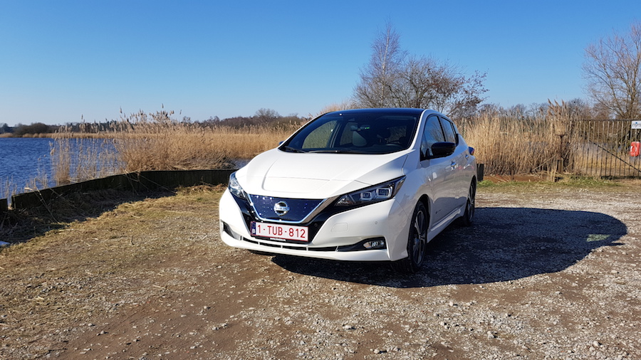 Rijtest En Review Van De Nissan Leaf 2 2018 40kwh By Dailybits