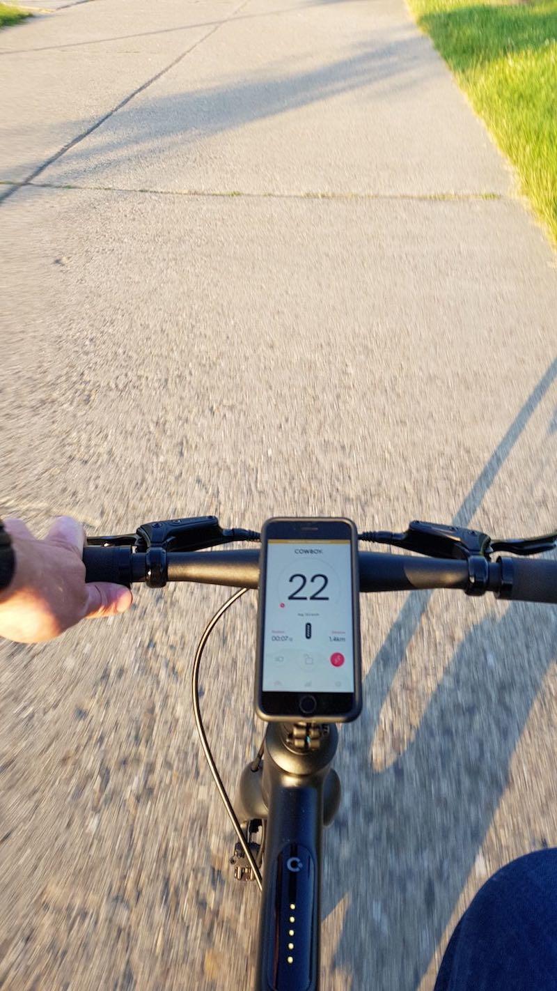 cowboy e-bike fiets review
