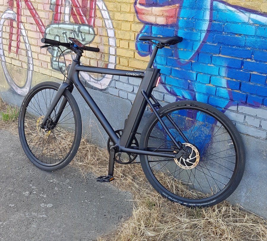 cowboy e-bike fiets review