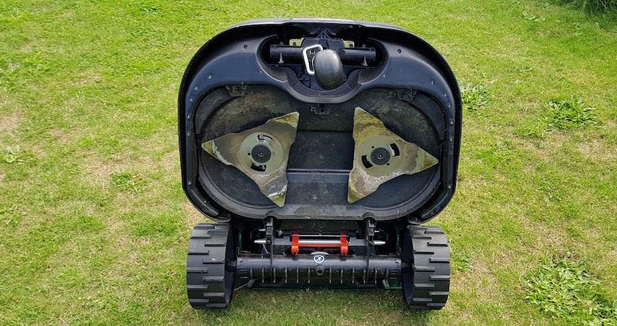 review robomow robotmaaier