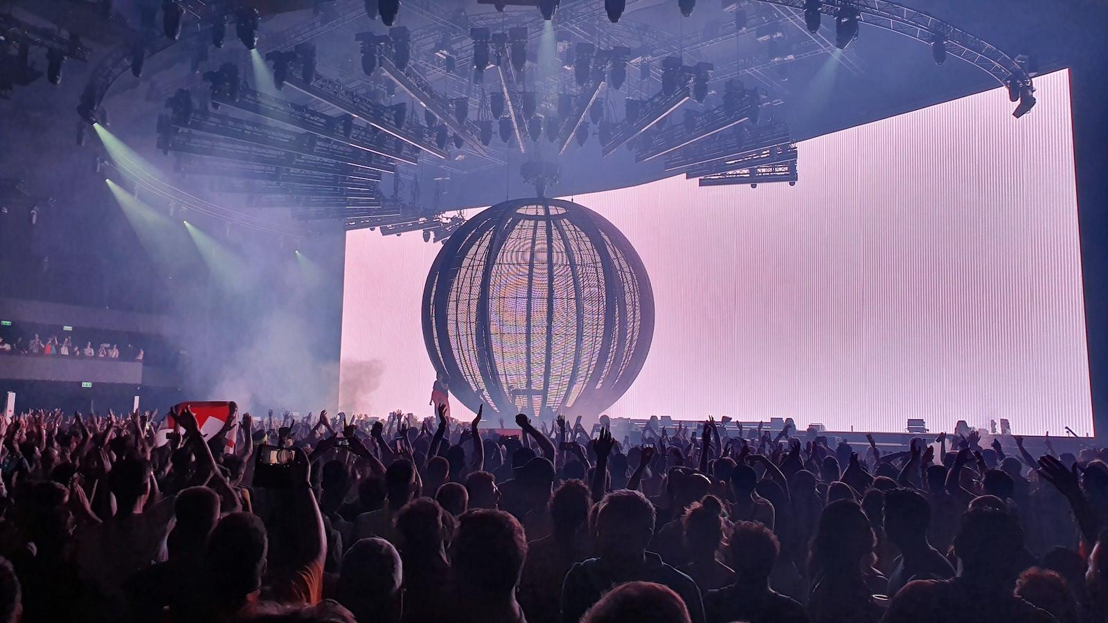 EPIC 6.0: Holosphere van Eric Prydz op Tomorrowland 2019
